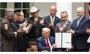 ABD Başkanı Trump, 'polis reformu' kararnamesini imzaladı: Kararnamede ne var?