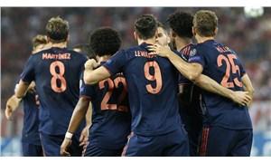 Bayern Münih üst üste 8. kez şampiyon oldu