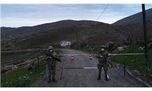 Güvenlik korucusunun testi pozitif çıktı, köy karantinaya alındı