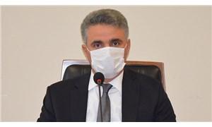Malatya Valisi Baruş, kentteki koronavirüs vaka sayısını açıkladı