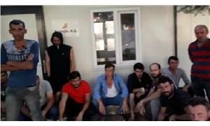 Antep'te 23 işçi beş parasız sokağa atıldı