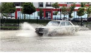 Meteoroloji'den sel ve su baskını uyarısı
