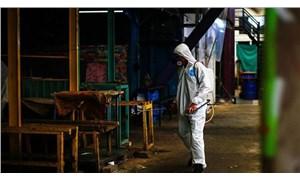 Meksika'da Covid-19 nedeniyle son 24 saatte 770 kişi öldü