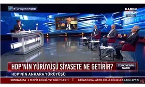 HDP'nin Habertürk'e çıkarılmama tartışmasına Altaylı da katıldı, 'nedeni' açıkladı