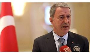 Hulusi Akar,  Türkiye donanmasının Fransa gemisini taciz ettiği iddialarını yalanladı