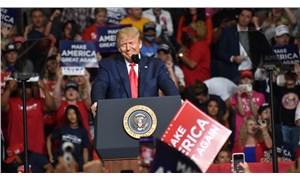 Trump'ın 'Covid-19 testi' sözlerine Beyaz Saray'dan açıklama: Şaka yaptı
