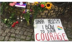 Berlin'de Sarah Hegazi onuruna anma