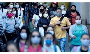 Brezilya salgında 50 bin ölümü aşan ikinci ülke oldu