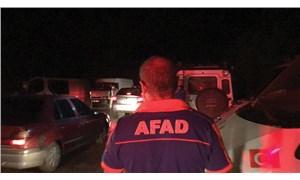 Bursa'da selde kaybolan 3 kişinin cansız bedenlerine ulaşıldı