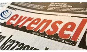 Basın İlan Kurumu'ndan Evrensel'e 45 gün ilan kesme cezası!