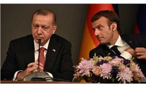 Macron: Erdoğan'a da söyledim, Türkiye Libya'da tehlikeli bir oyun oynuyor