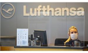 AB, Lufthansa kurtarma paketine onay verdi