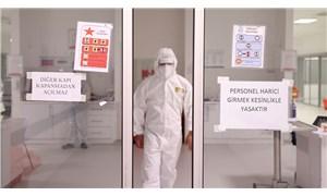 Covid-19'a yakalanan sağlık çalışanlarının sayısı artıyor