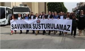 İstanbul Barosu Başkanı Mehmet Durakoğlu'ndan miting çağrısı