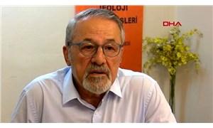 Prof. Dr. Naci Görür: Televizyonlar bizi kullanıyor, artık deprem sonrası ayaküstü konuşmama kararı aldım