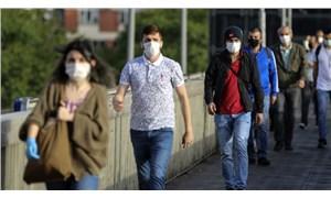 Türkiye'de koronavirüs kaynaklı can kaybı 5 bin 82'ye yükseldi