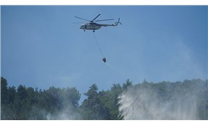 Antalya'da orman yangınında 3 hektar alan kül oldu