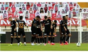 Kayserispor'dan lige tutunma adına önemli galibiyet