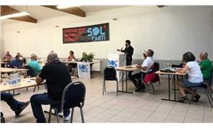 SOL Parti Almanya Konferansı yapıldı