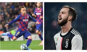 Arthur Juventus'a, Pjanic Barcelona'ya transfer oldu