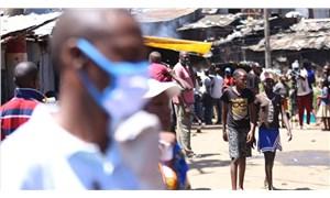 Güney Afrika Cumhuriyeti'ndeki vaka sayısı 144 bini geçti