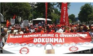 KESK: Elimizde kalan son hakları gasp etmeye çalışanlara karşı birlikte mücadele edelim