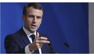 AKP'den Macron'a Libya tepkisi: Libya'da tehlikeli bir oyun oynuyorsunuz