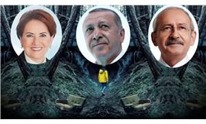 Akşener ve Kılıçdaroğlu'ndan Erdoğan'a 'Dark' göndermeli sosyal medya tepkisi