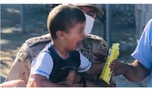 Antep'te kaybolan 2 yaşındaki Yusuf Mert bulundu