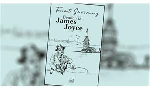 """""""Benden'iz James Joyce"""" bu cuma raflarda"""