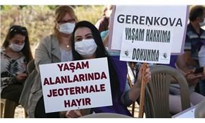 Efeler'de hakları için mücadele ediyorlar