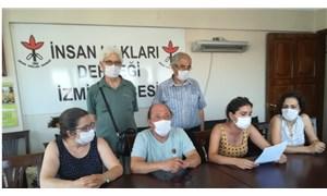 Hukuk dernekleri: Özgür Karakaya ve Didem Akman'a zorla müdahale girişiminde bulunuldu