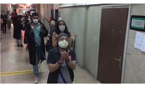 Çoklu baro düzenlemesine tepki gösteren avukatlardan 'Savunma Zinciri'