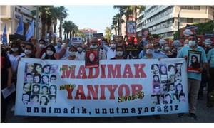 İzmir'de Sivas Katliamı anması: 'Sivas planlı bir katliamdı'