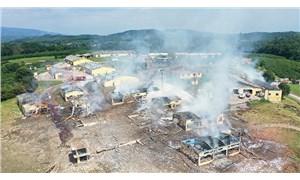 Sakarya'da havai fişek fabrikasında patlama: 4 kişi yaşamını yitirdi