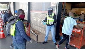 Güney Afrika Cumhuriyeti'nde günlük Covid-19 vakalarında rekor artış
