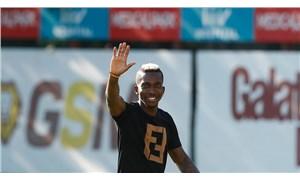 Henry Onyekuru, Galatasaray'a veda etti