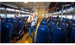 İzmir'de Mordoğan, Foça ve Urla gemi seferleri başladı