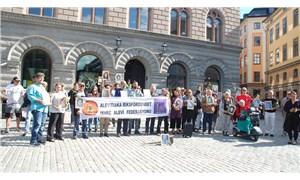 Sivas Katliamı'nda yaşamını yitirenler Stokholm'de anıldı