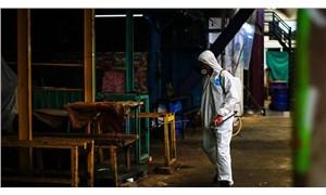 Meksika'da koronavirüs kaynaklı can kaybı Fransa'yı geçti