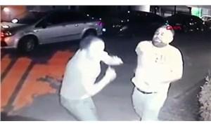 Havaya ateş eden şehir eşkıyası, kendini şikâyet ettiğini sandığı güvenlik görevlisine saldırdı!