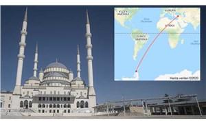 Sabah gazetesi Antarktika'ya cami yapılmasını talep etti: Türkiye'ye yakışır!