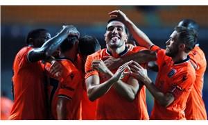 Başakşehir şampiyonluk için yoluna kayıpsız devam etti
