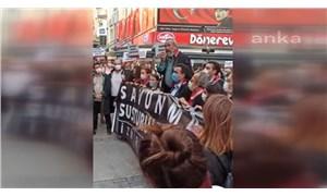 İzmir'de avukatların çoklu baro eylemine polis müdahalesi
