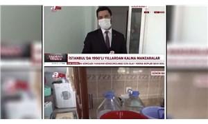 A Haber'in 'sular kesik'yalanını çamaşır makinesi ele verdi