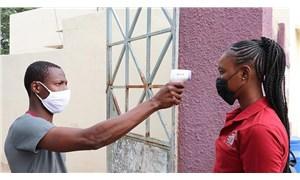 Güney Afrika Cumhuriyeti'nde 1 günde 10 bin 134 kişide koronavirüs tespit edildi