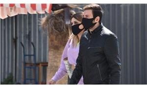 Hakkari'de siyah maskeyle hastaneye giriş yasakladı