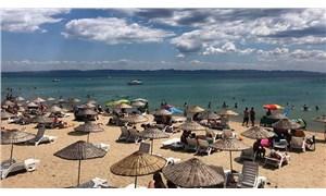 Saros Körfezi'nde kalabalık bölgelerde maske zorunluluğu