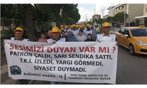 Somalı madenciler vekilini arıyor