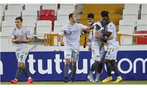 Yeni Malatyaspor'dan Süper Lig'e tutunmak için önemli galibiyet
